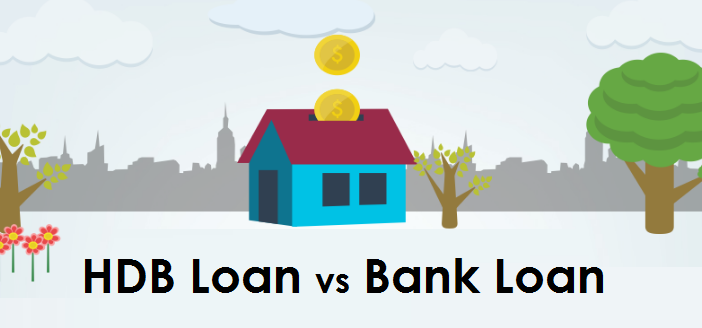 HDB Loan vs Bank Loan, which is better?
