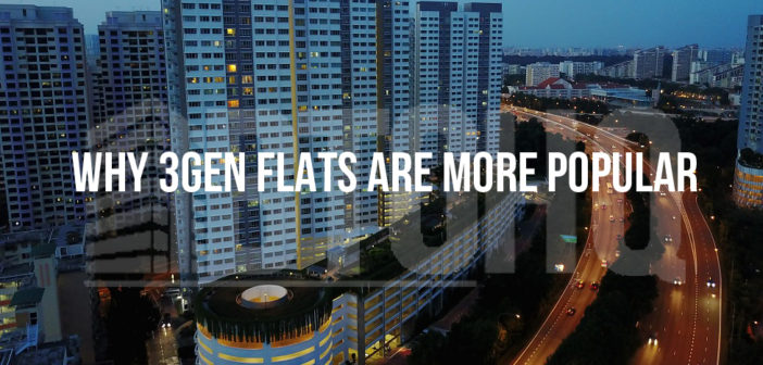 4 Reasons Why 3Gen Flats Are More Popular