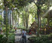 Tengah, the next Bishan-sized town